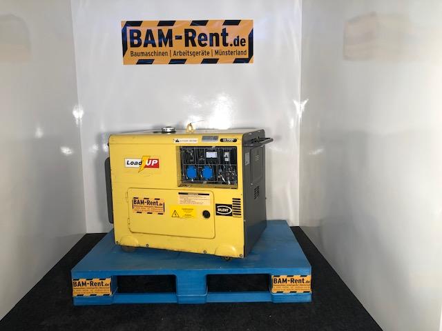 BAM-A0520 Stromaggregat LoadUP 5KW