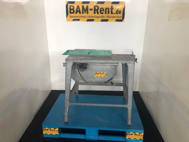 BAM-B0360 Tischkreissäge mieten