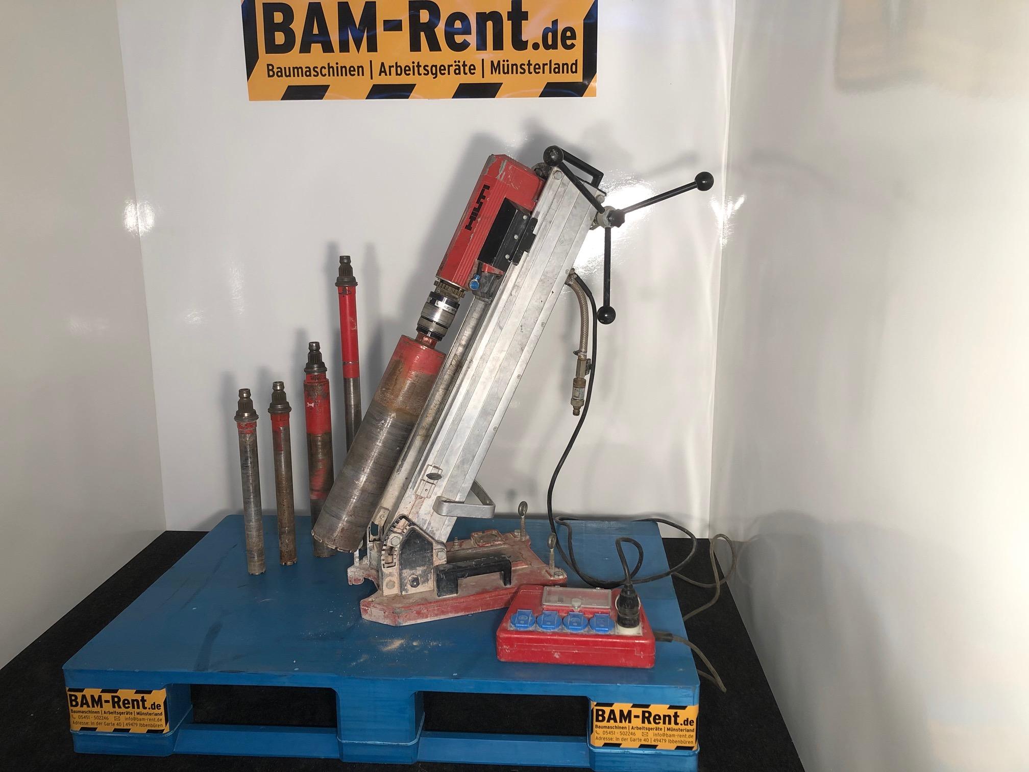 BAM-B0080 Hilti Diamantbohrgerät Kernbohrgerät mieten Ibbenbüren